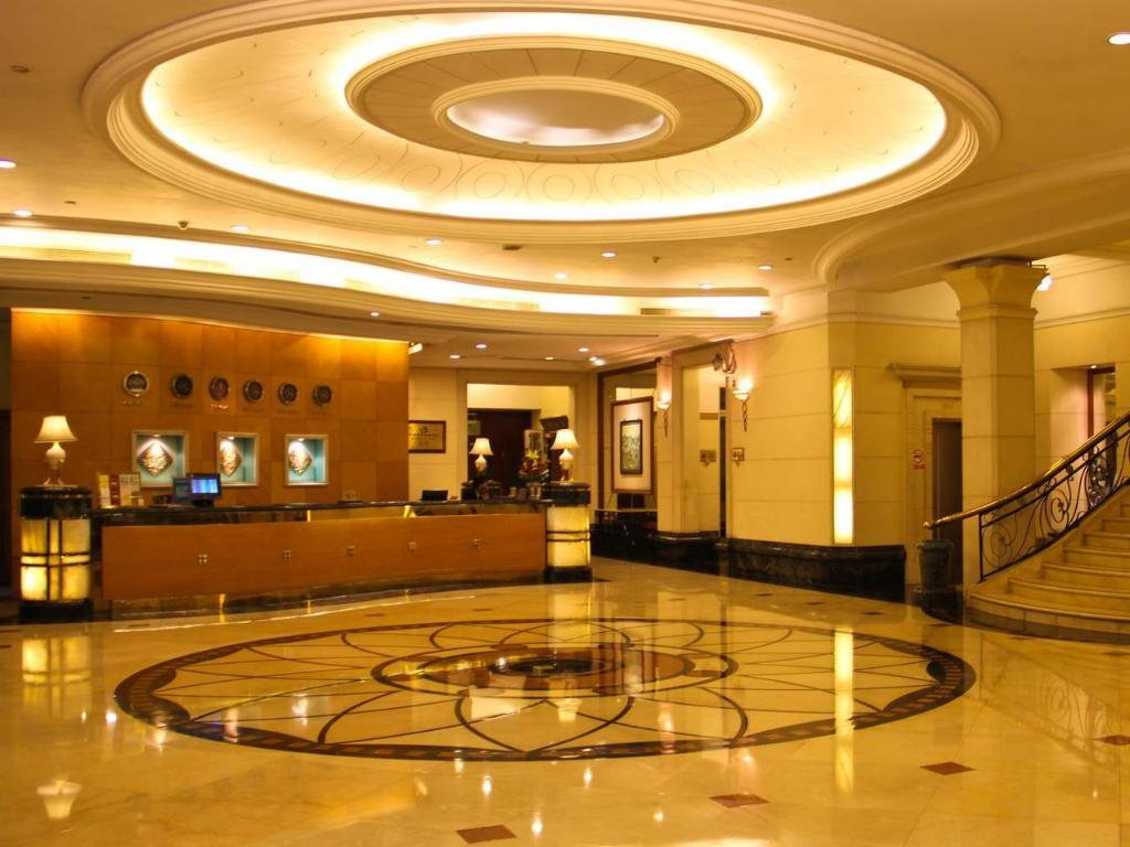 Lobby Carrianna Hotel