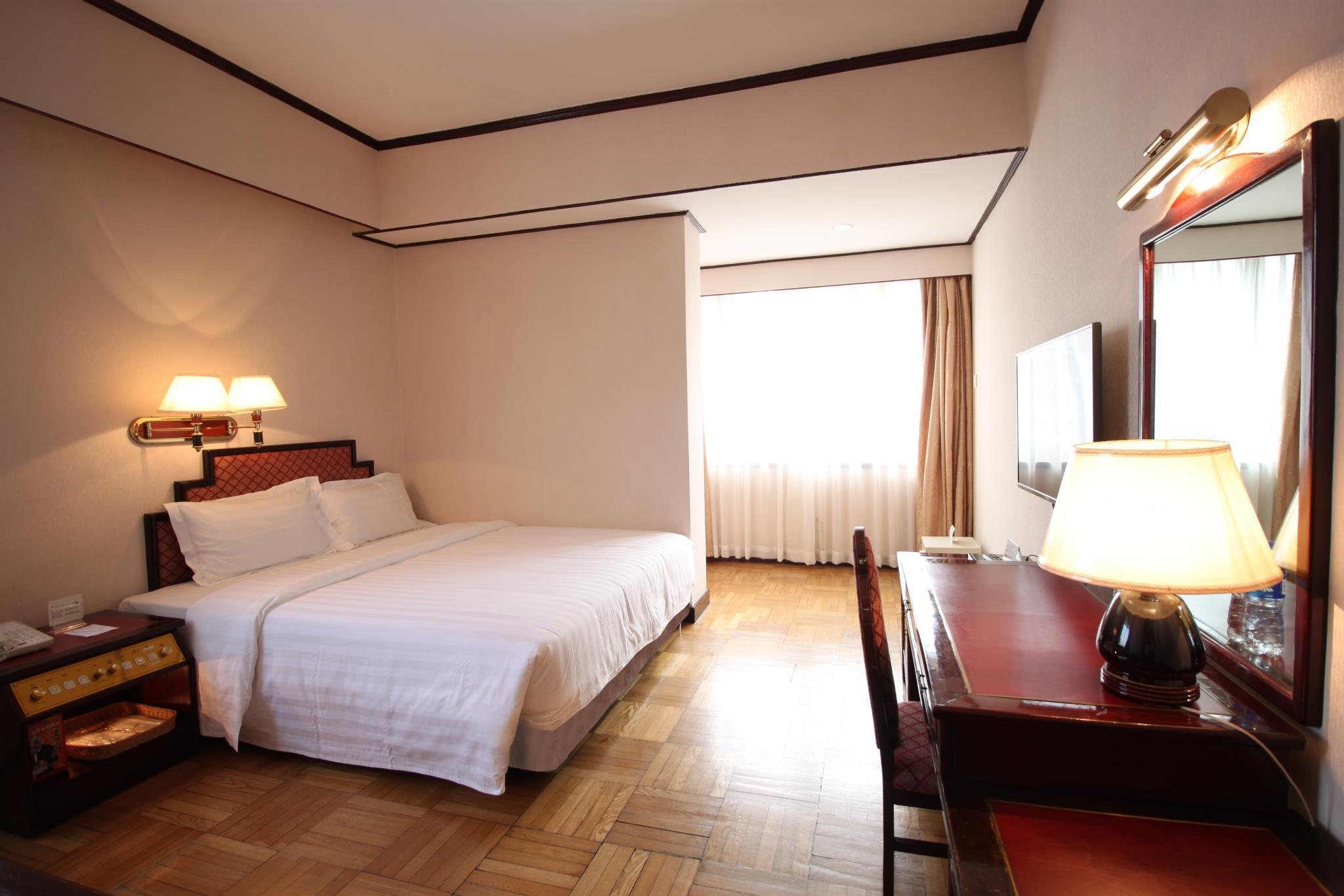 Suite com cama Twin e Vista Rio (Twin River View Suite)