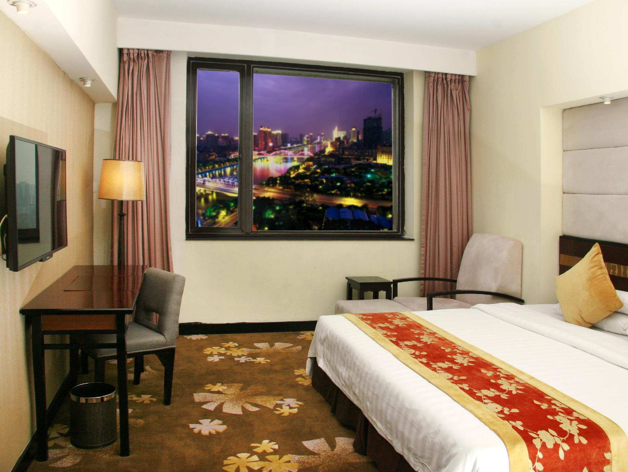 Elite市景房(高樓層) (Elite City View(High floor))
