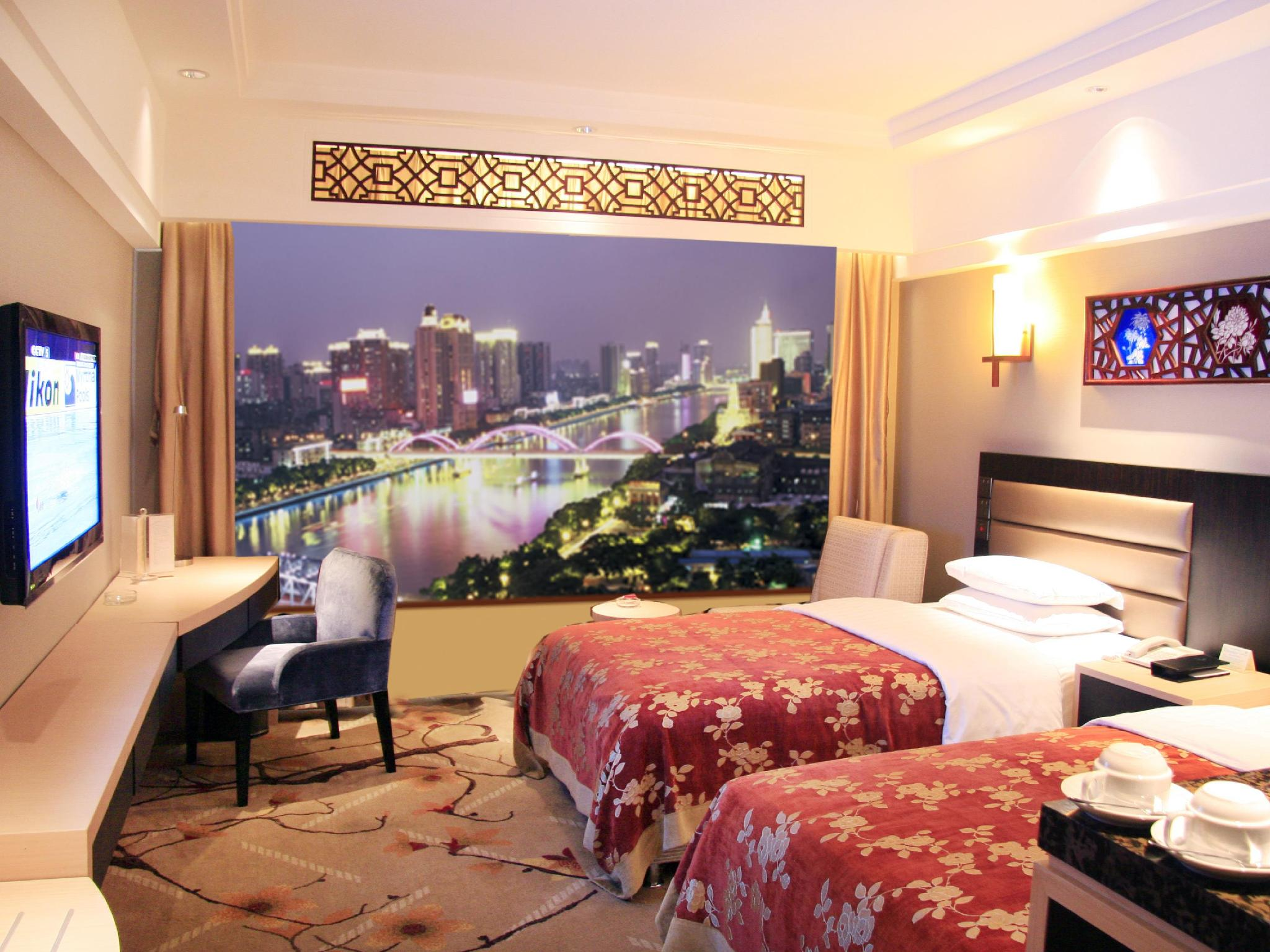 河景里程碑客房 (Landmark Room River View)