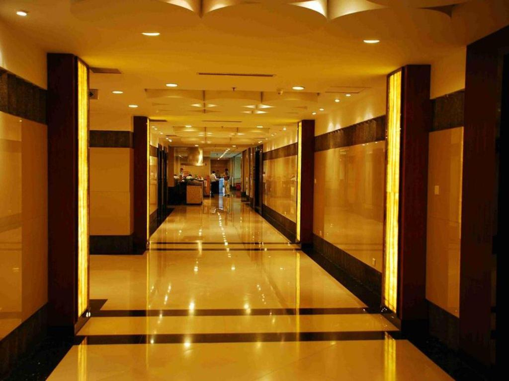 Interieur Culture Plaza Hotel