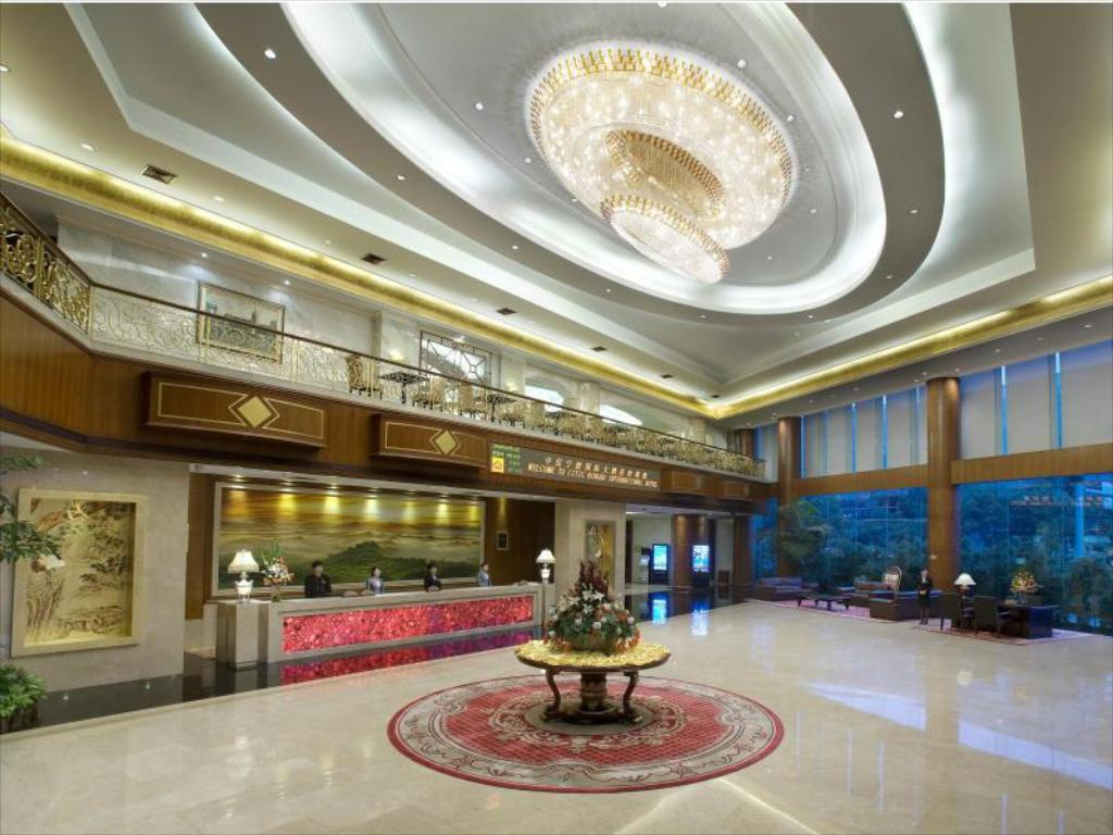Lobi Ningbo CITIC International Hotel