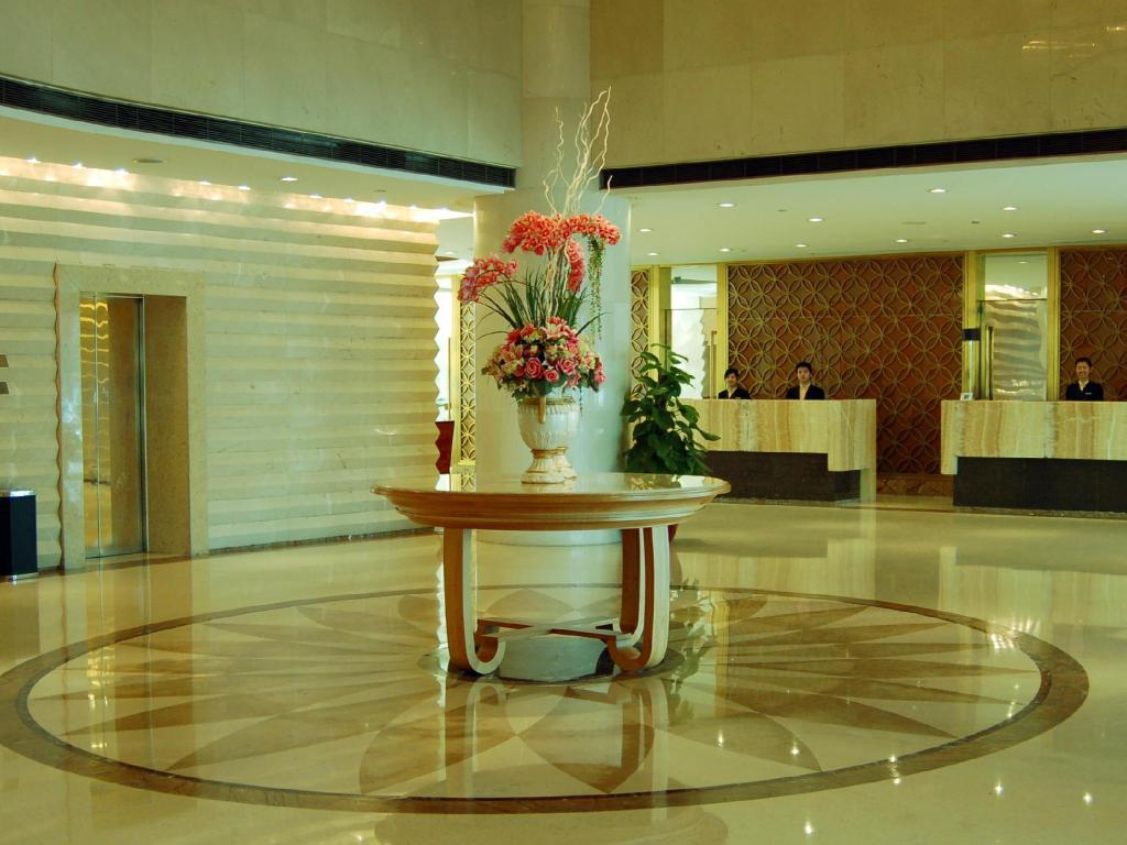 More about Ningbo Portman Plaza Hotel