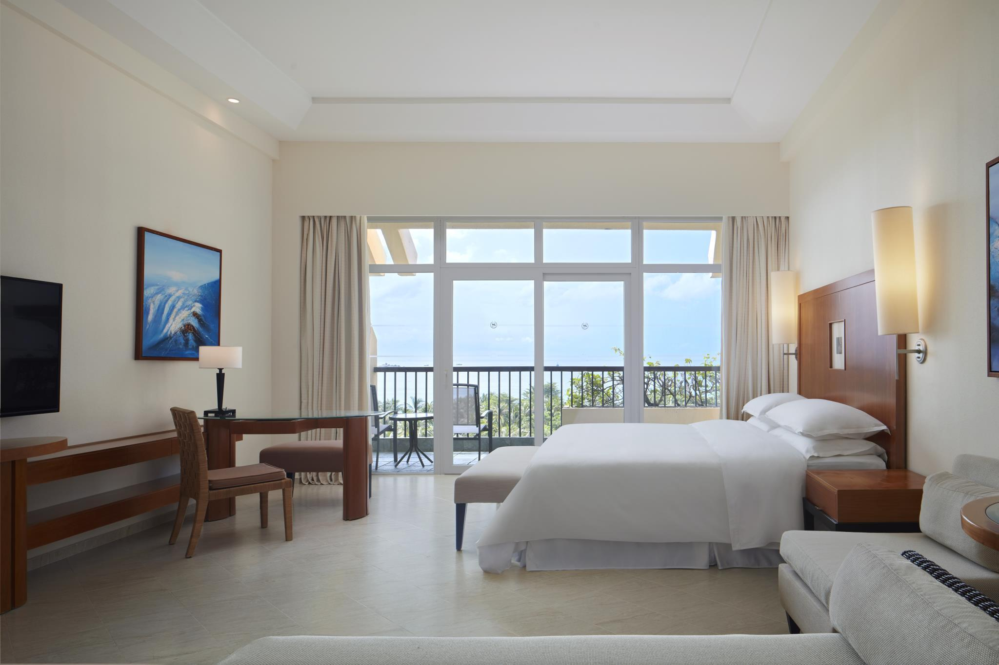 海景尊享豪华房 (Grand Deluxe Sea View Room)