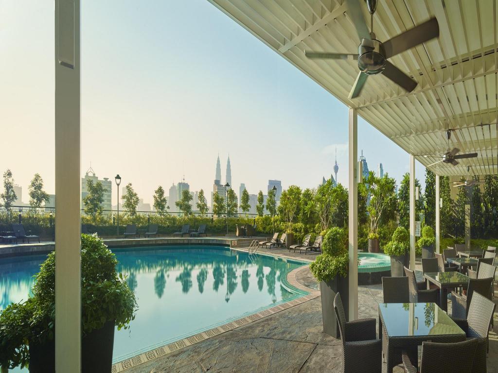 Sunway Putra Hotel Kuala Lumpur in Malaysia - Room Deals