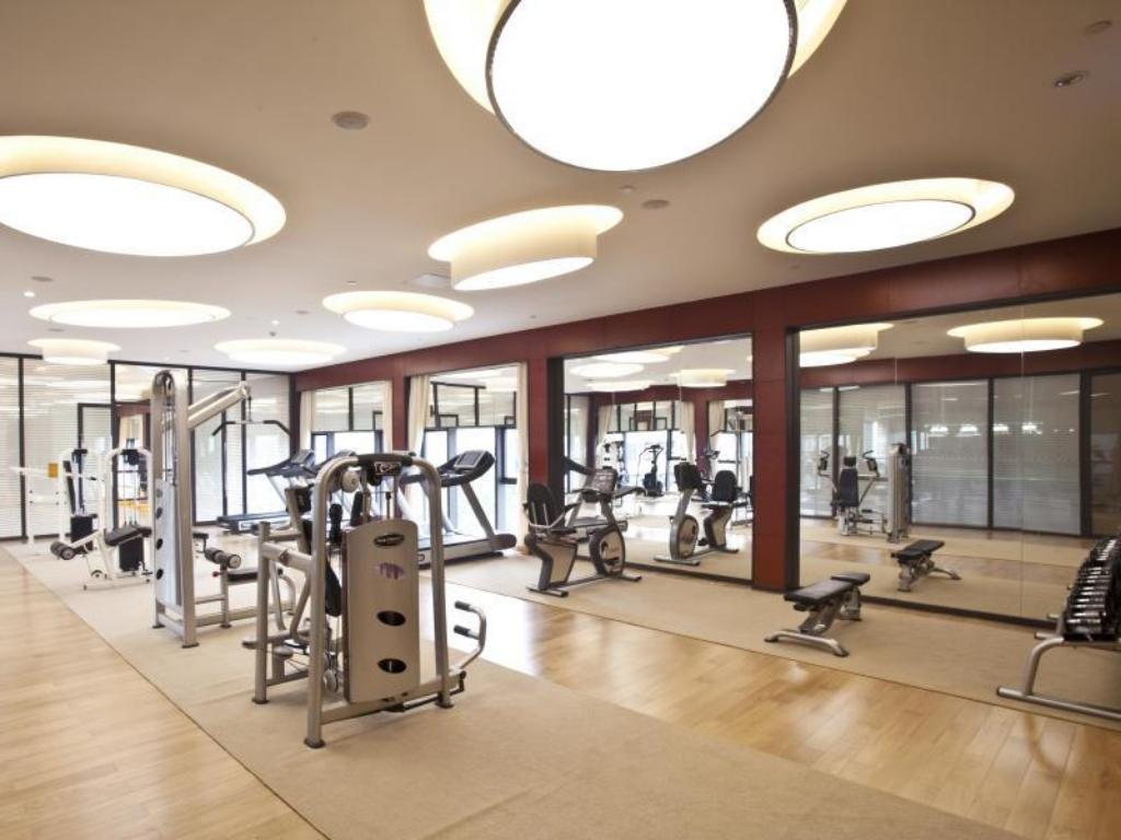 Fitness center Jingmin Central Hotel Xiamen