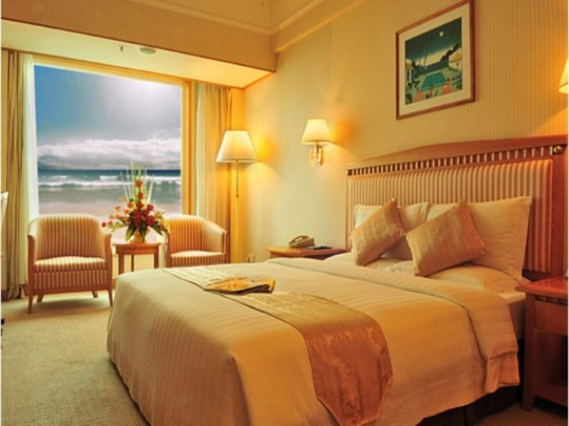 Superior Room with Sea View (One Breakfast)