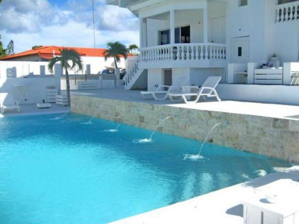 Piscina Champartments Resort - Villa & Appartementen Cristal