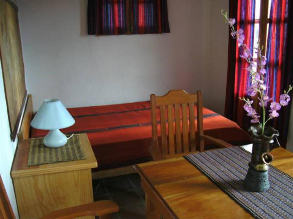 Double Room Casa Colonial Atitlan