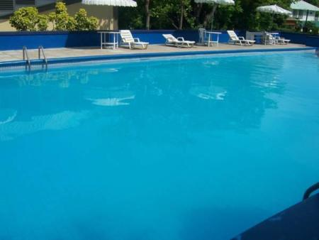 Swimming pool The Liguanea Club