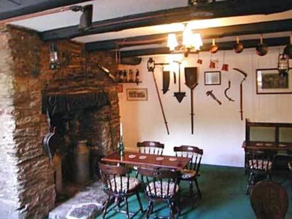 Interior view The Exmoor Forest Inn