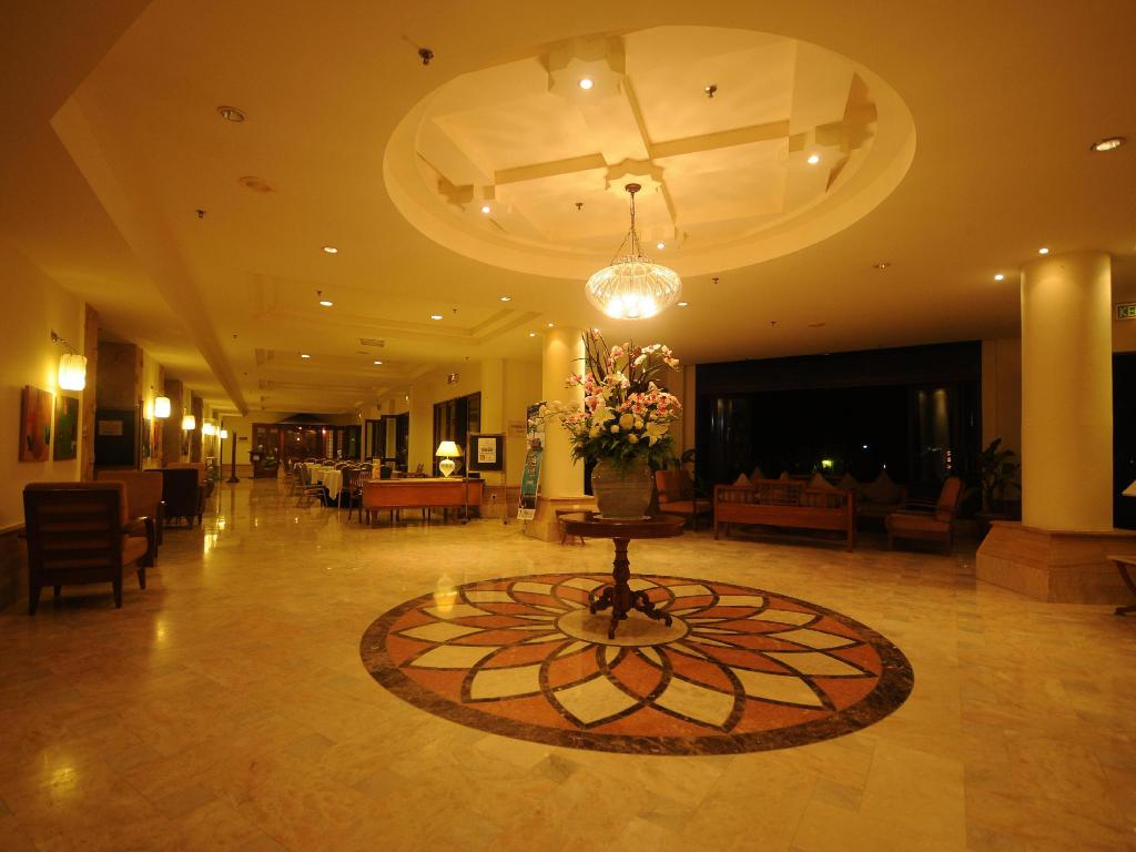 ล็อบบี้ Langkawi Lagoon Resort