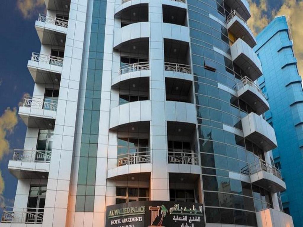 Al Waleed Palace Hotel Apartments Barsha
