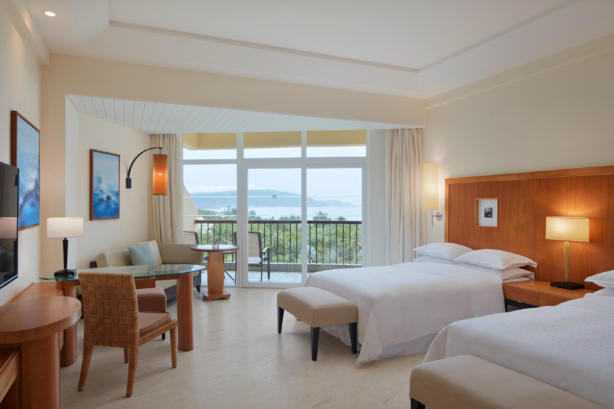 Grand Deluxe Seaview Room, Larger Guest room, Double