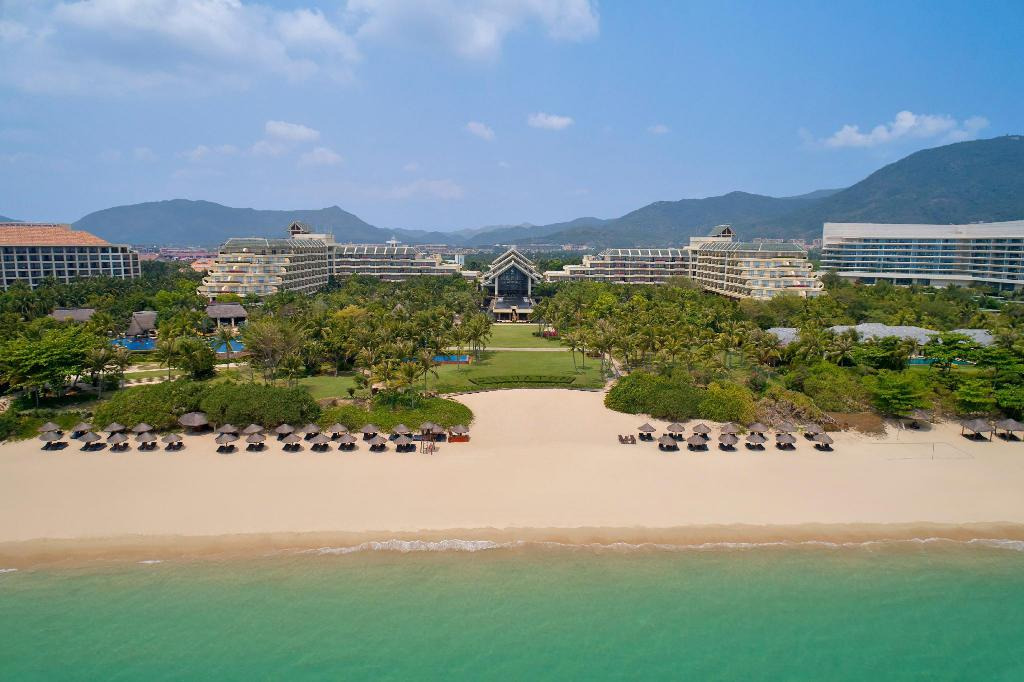 Meer over Sheraton Sanya Resort