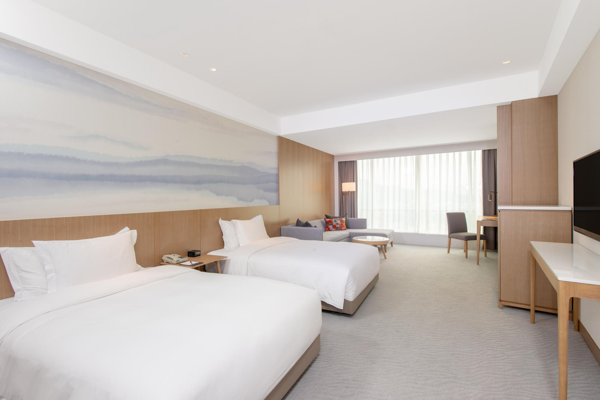 Crowne Plaza luksustuba (Crowne Plaza Superior Room)