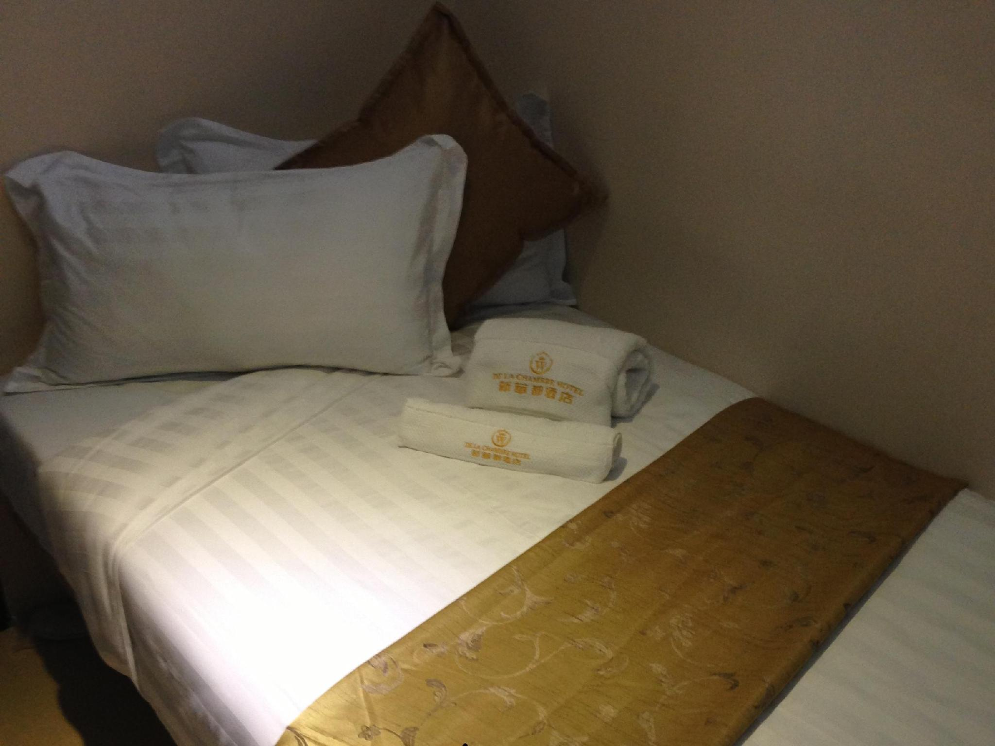 Best Price on Dela Chambre Hotel in Manila Reviews