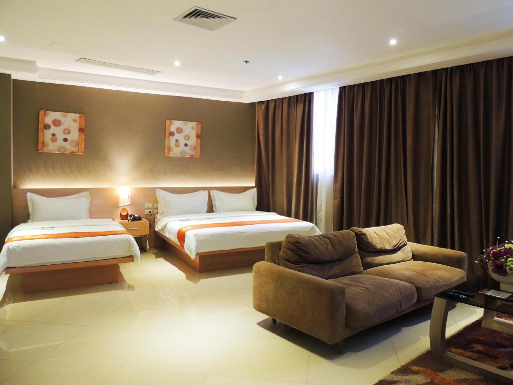 Dela Chambre Hotel In Manila Room Deals Photos Reviews