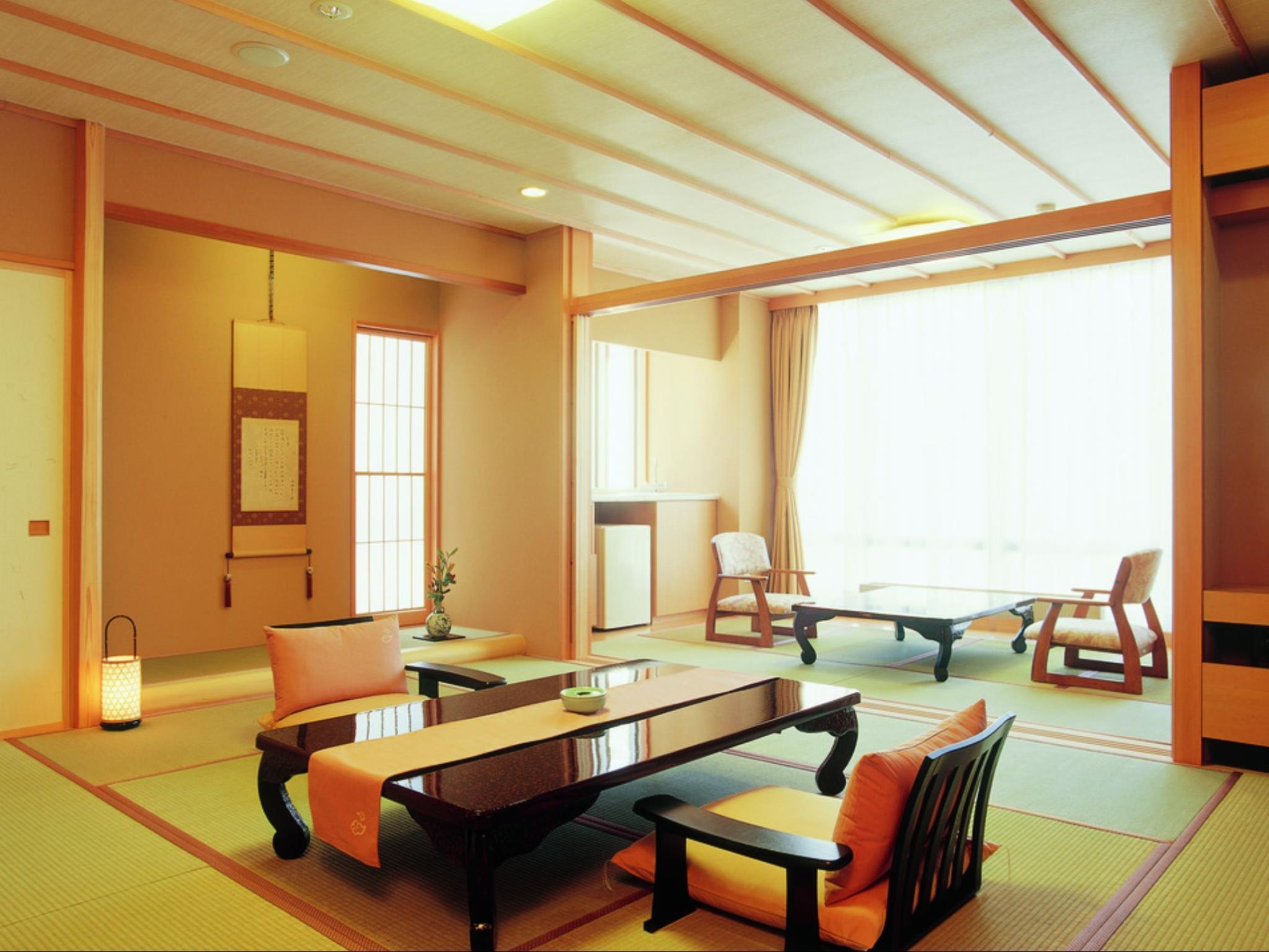 Deluxe Japanese Style Room