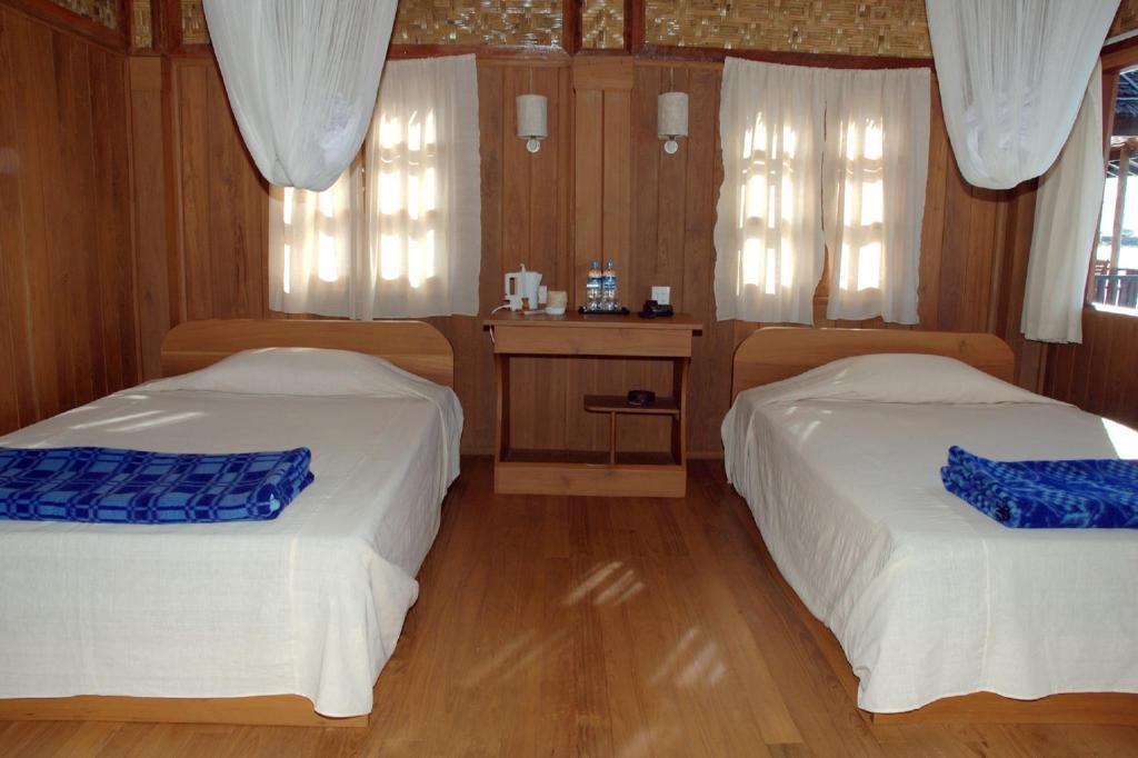 ゴールデン アイランド コテージズ ナンパン ホテル Golden Island Cottages Nampan