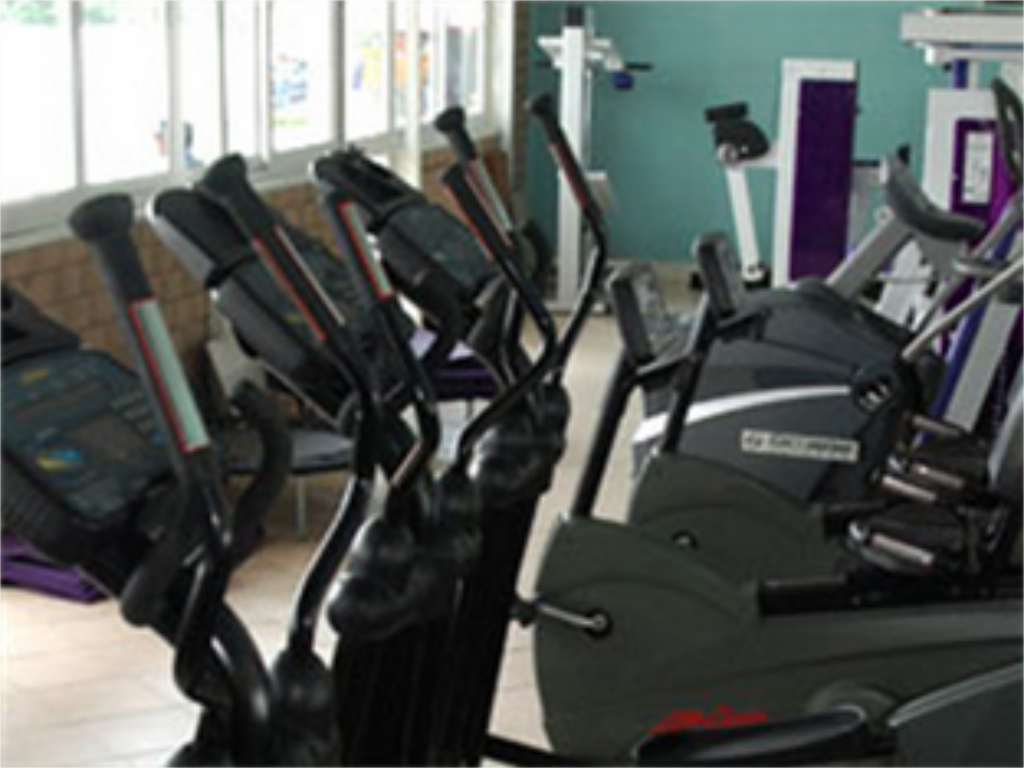Fitness center Churchill Addis Ababa Hotel