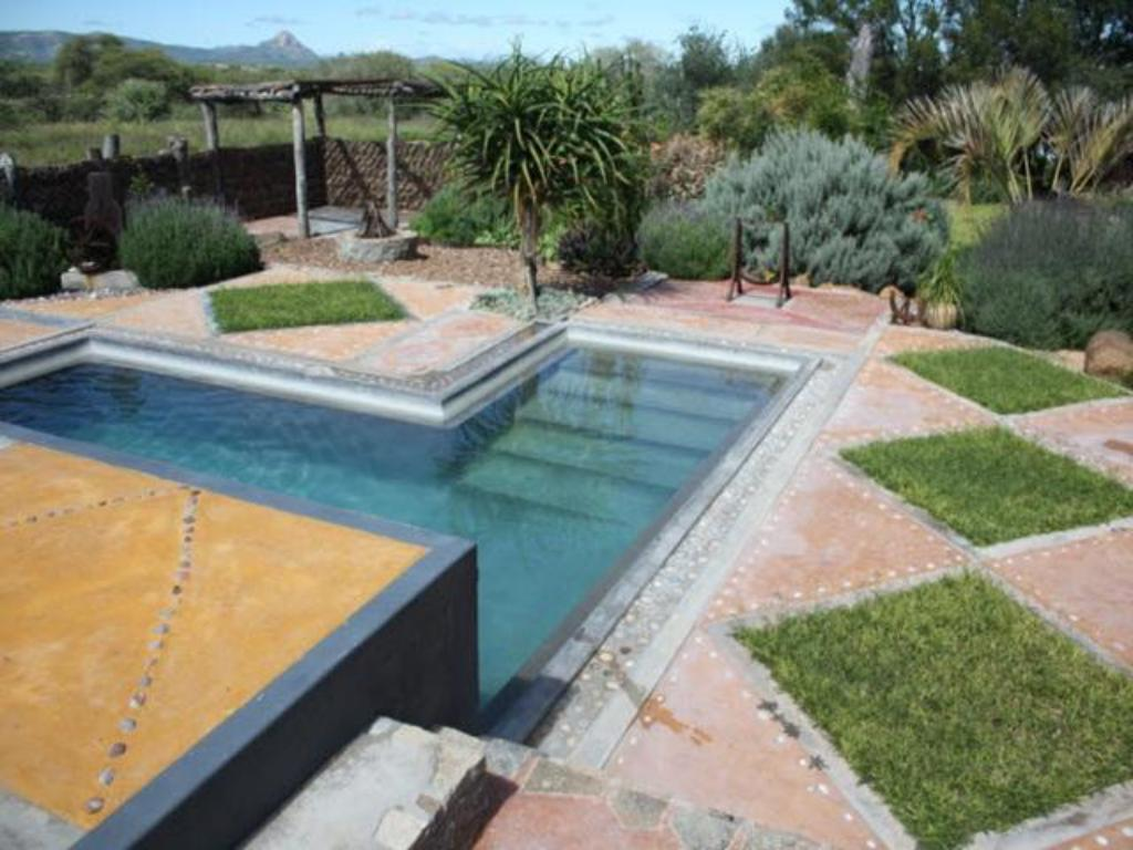 Swimming pool Farm Ruppell