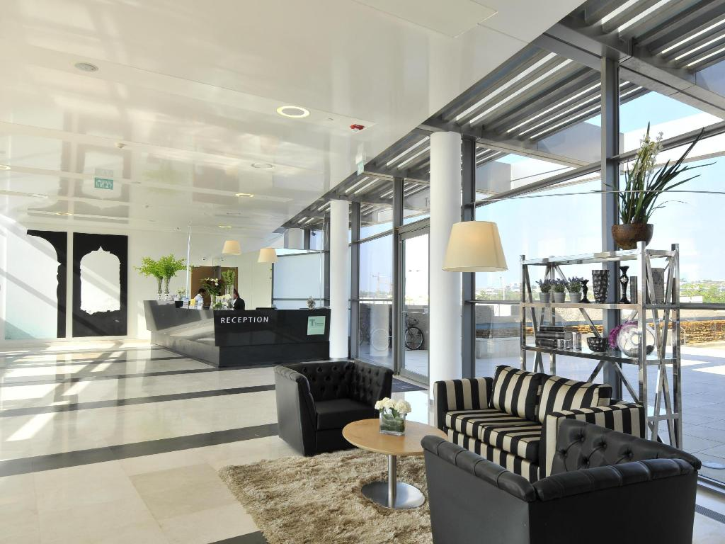 Lobby West Boutique Hotel Tel Aviv
