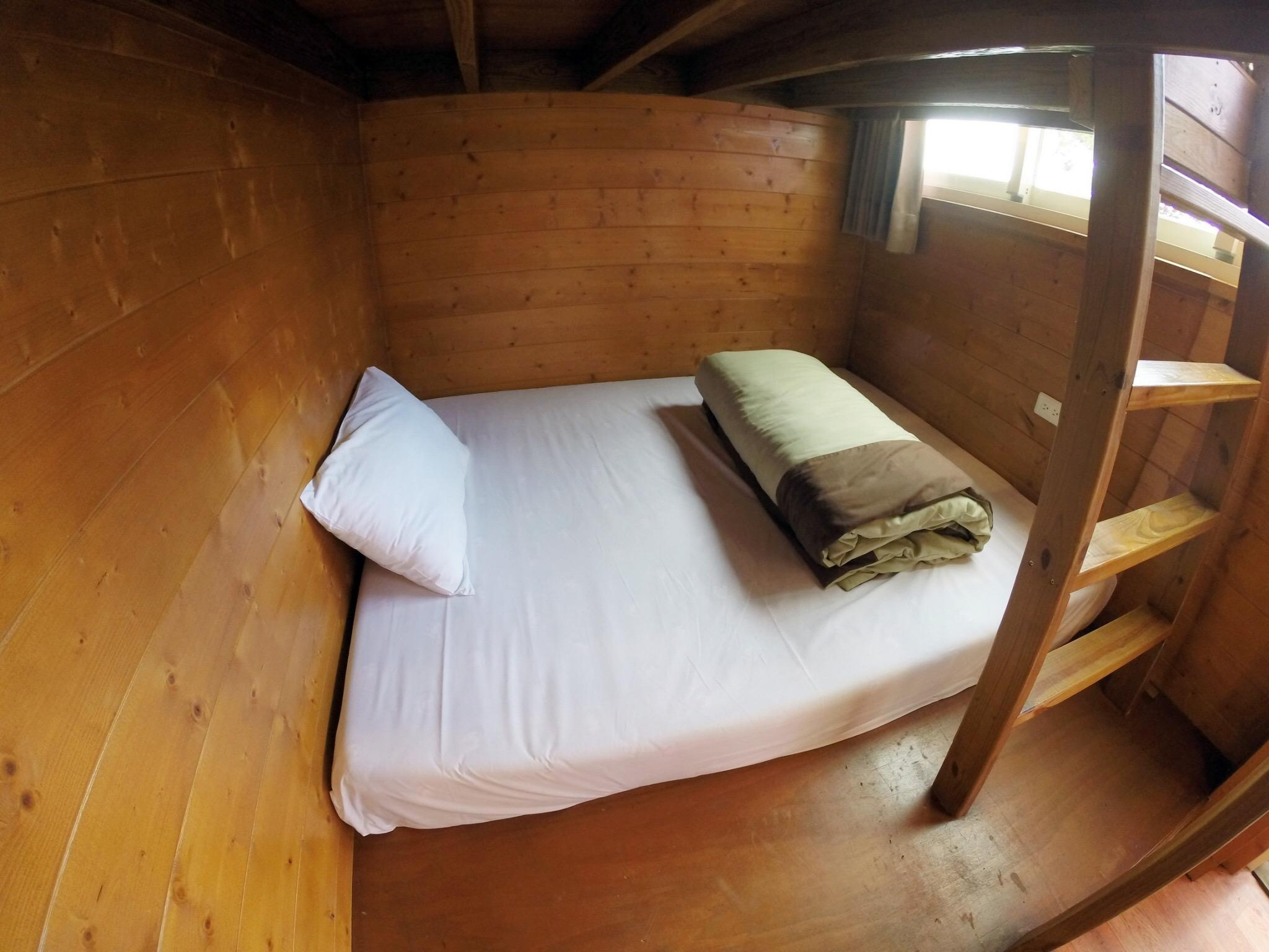 獨立房(上下舖床) (Private Room with Bunk Bed)