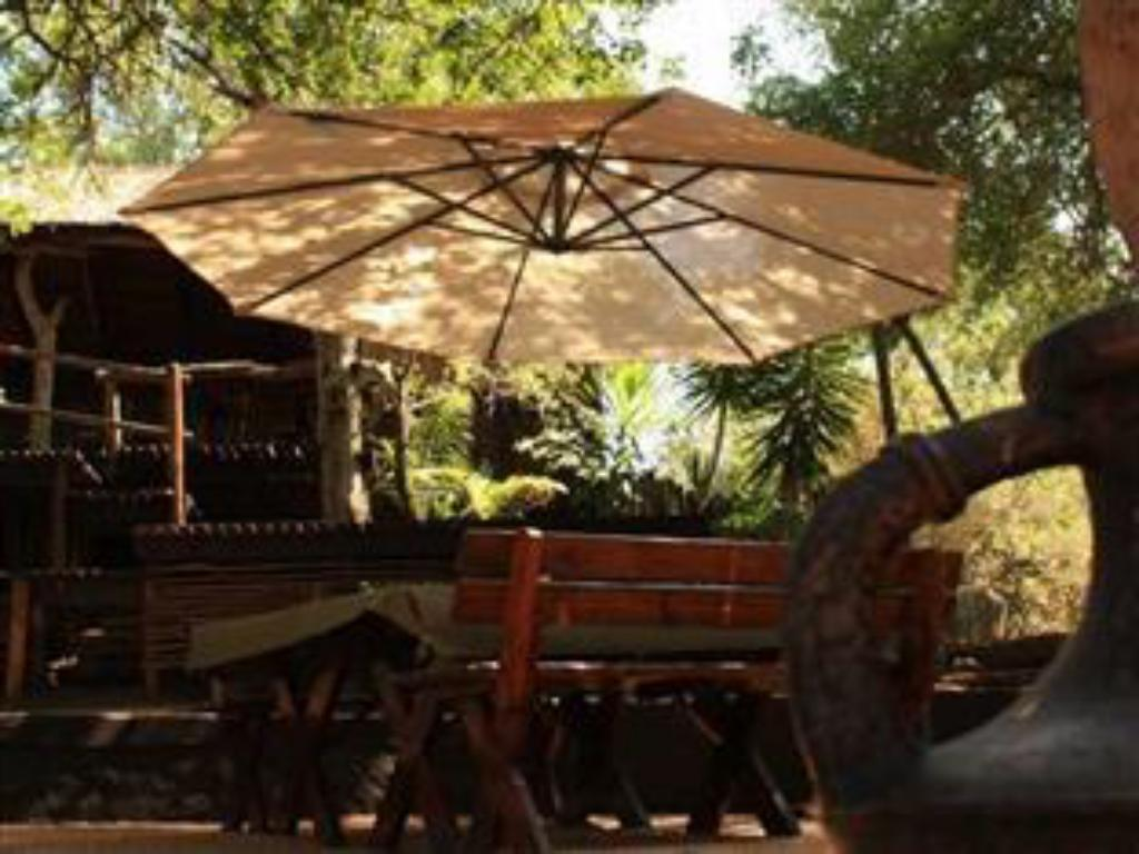 Off Beat Safaris Bush Lodge