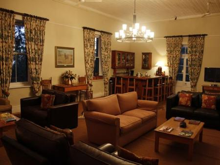 Interno Lemoenfontein Game Lodge