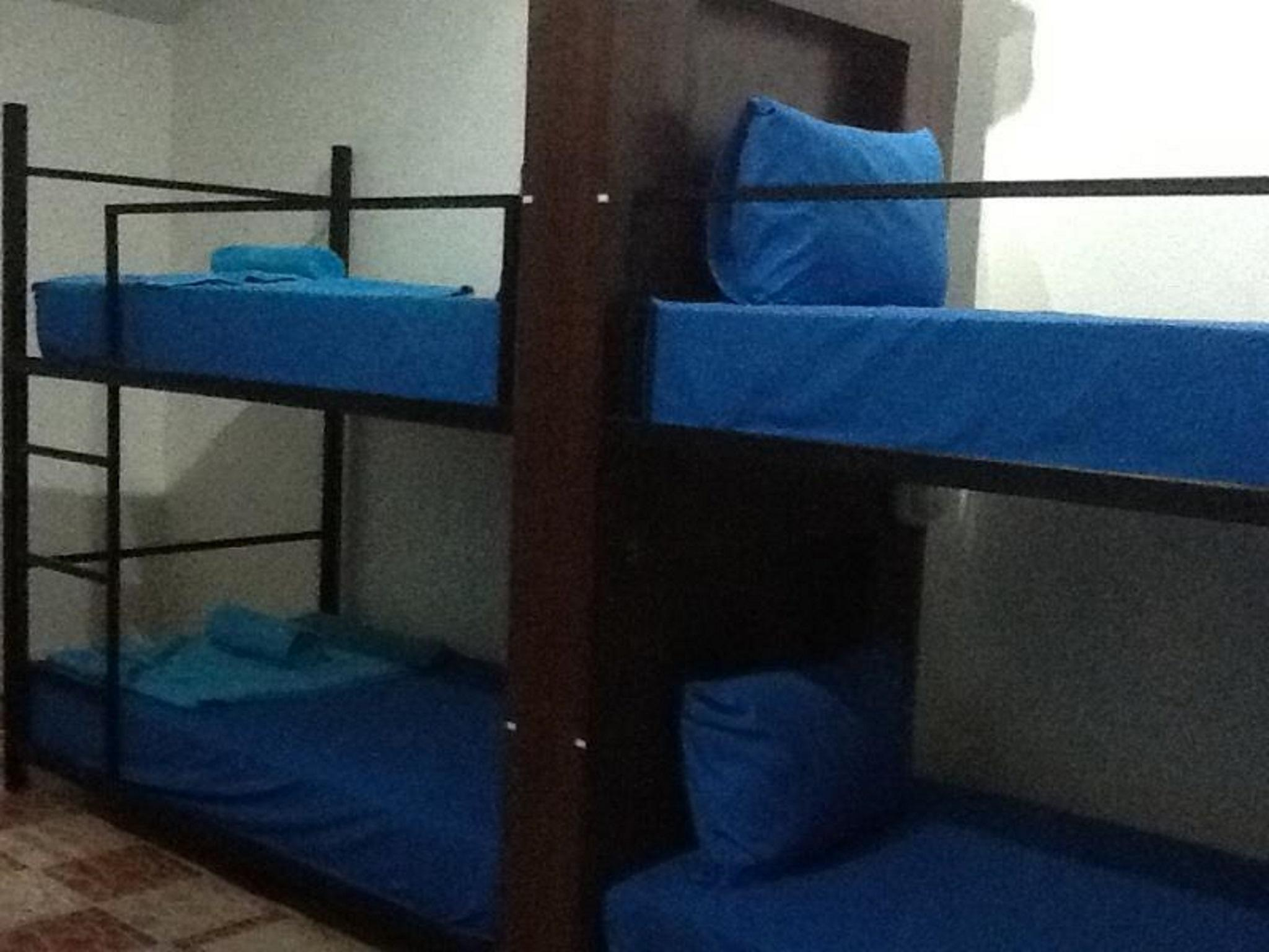 6-Bed Dormitory with Fan -- Mixed