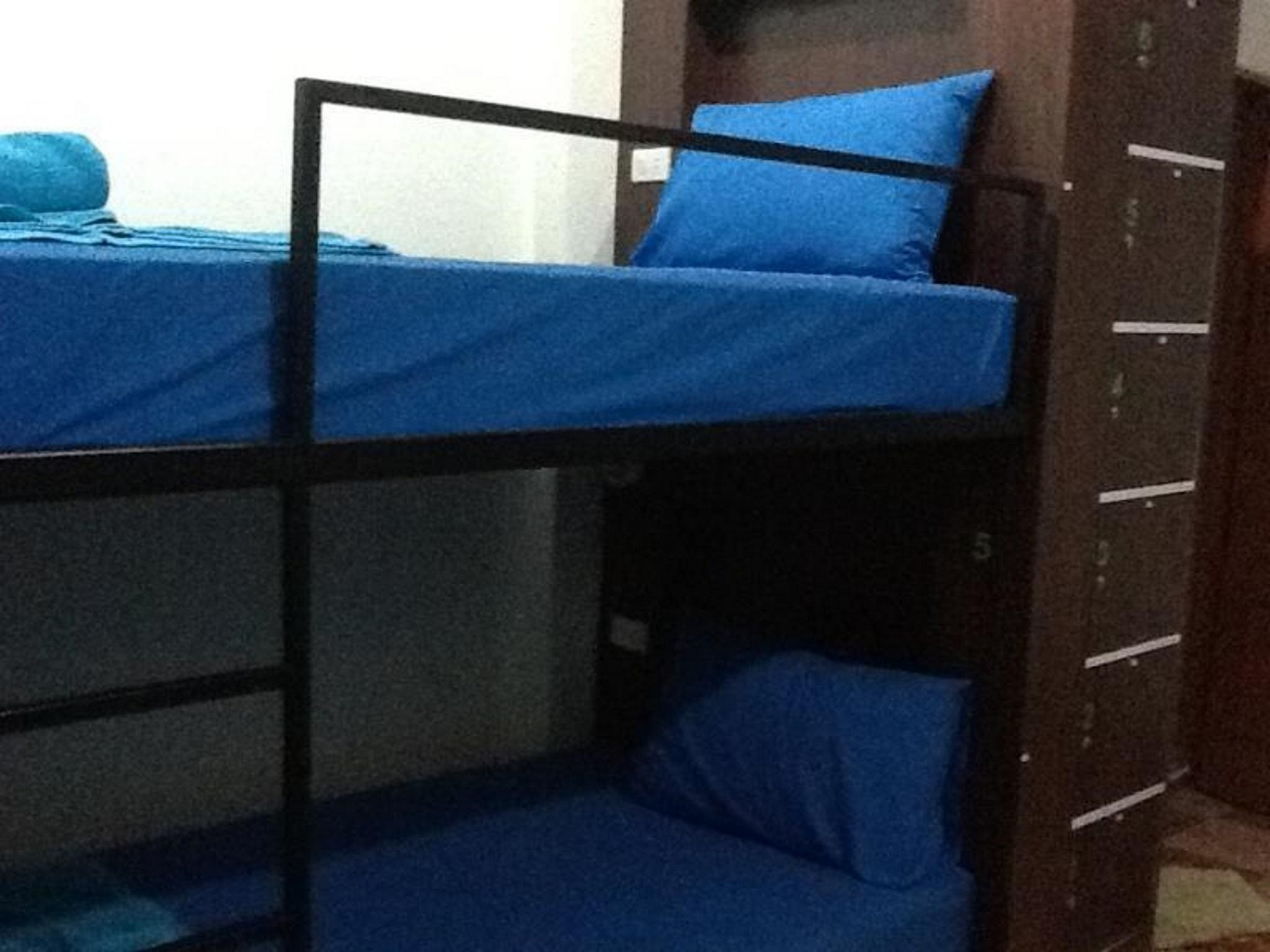 6-Bed Dormitory with Air Conditioning -- Mixed