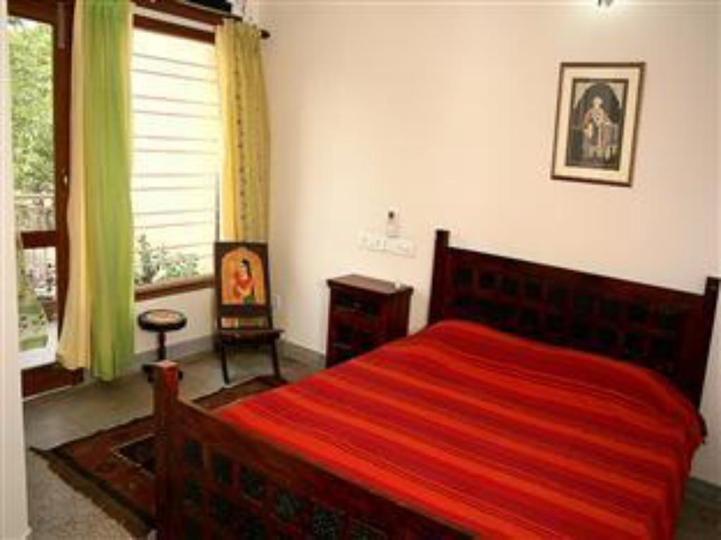 Double Bed Room - Guestroom Chhoti Haveli Bed and Breakfast