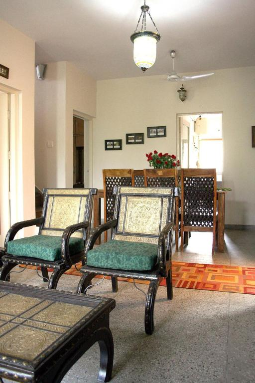 Interior view Chhoti Haveli Bed and Breakfast