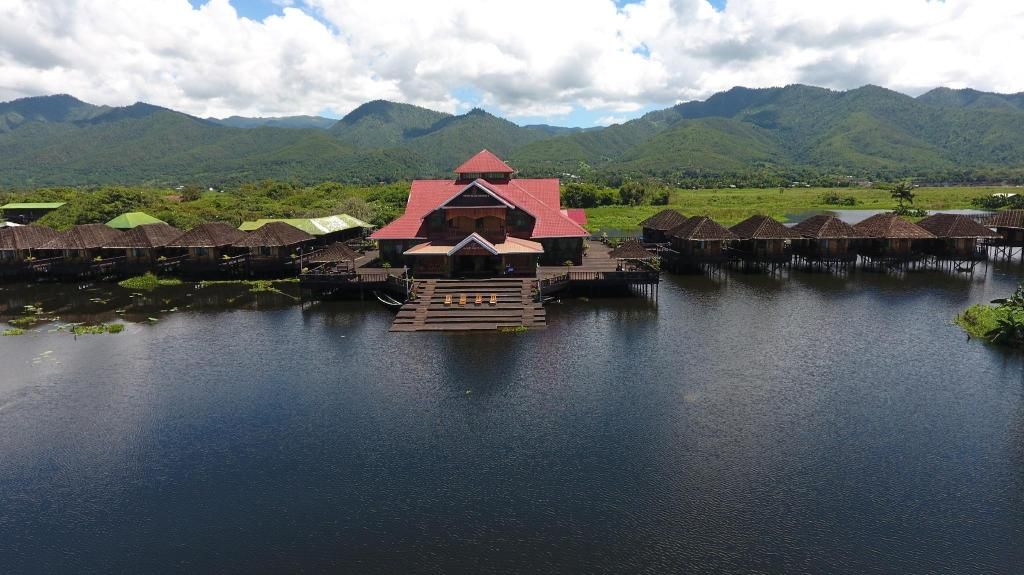 Golden Island Cottages Thale U Hotel Lac Inle Offres