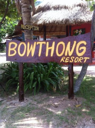 Lobby Bow Thong Beach Resort