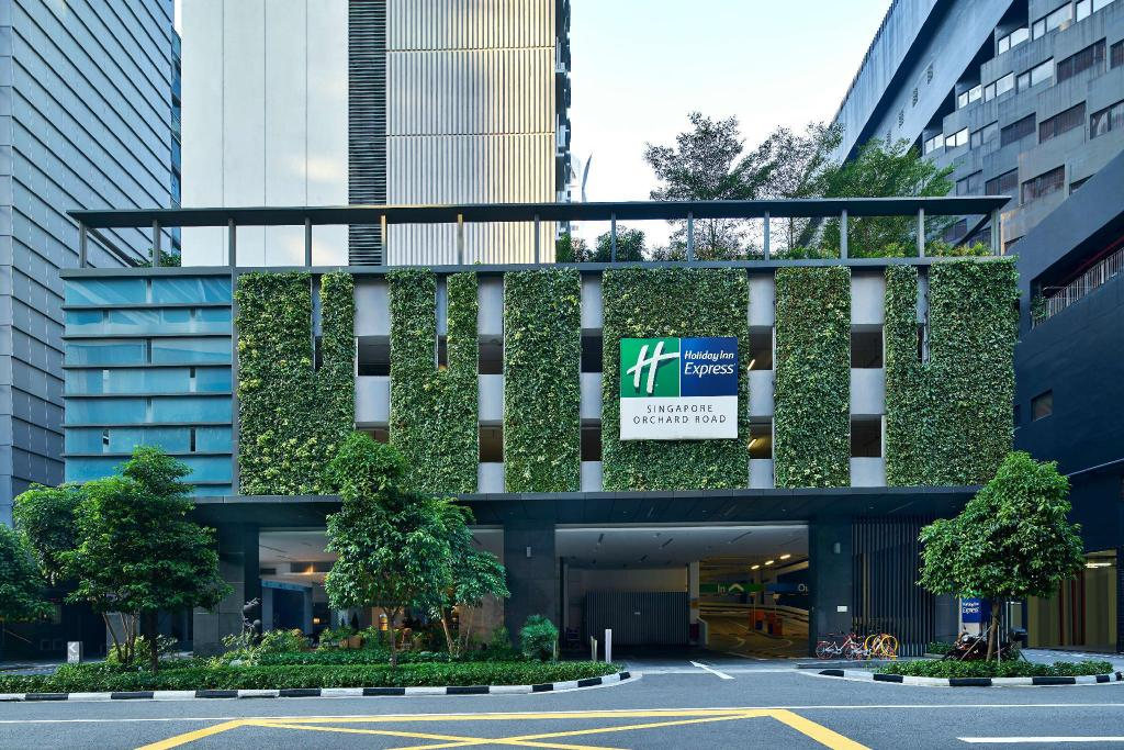 ORCHARD HOTEL SINGAPORE $115 ($̶2̶0̶5̶) - TripAdvisor