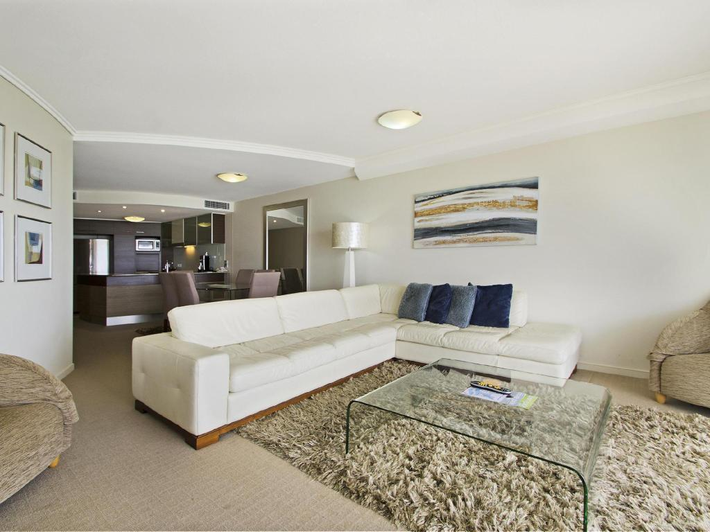 2 Bedroom Apartment - Aerial view Waves Maroochy River Holiday House