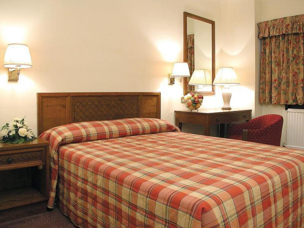 Double Room - Bed Britannia Hotel Newcastle Airport