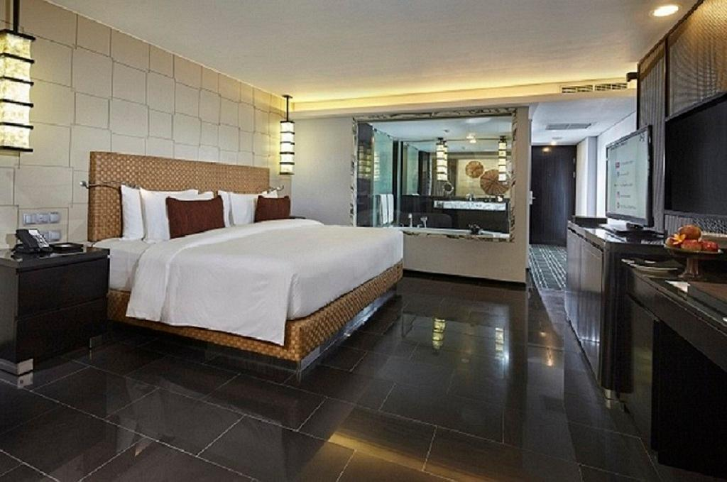 Kamar Standard Double Lantai Bawah (Lower Ground Floor Standard Double Room)