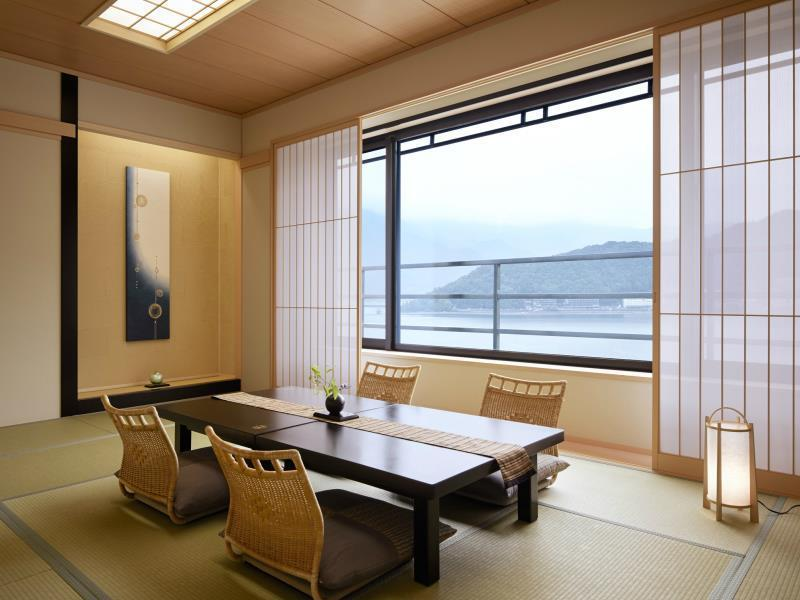 日式客房(兩床/高樓層) (Japanese Style Twin Room High Floor)