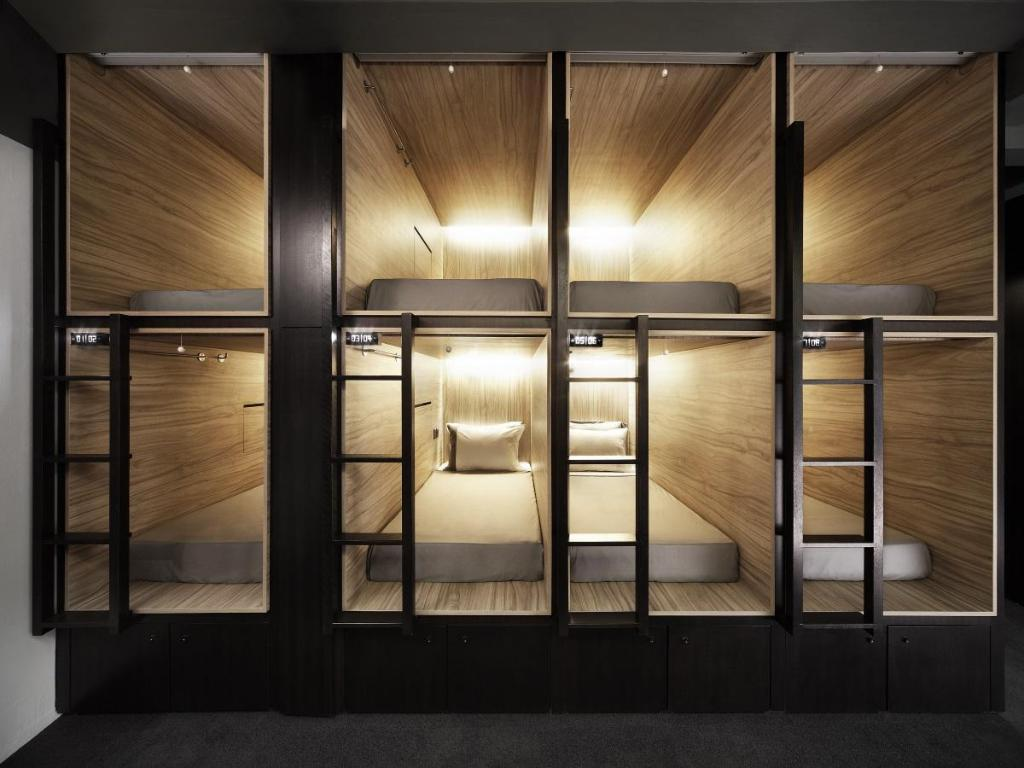 The Pod @ Beach Road Boutique Capsule Hotel in Singapore