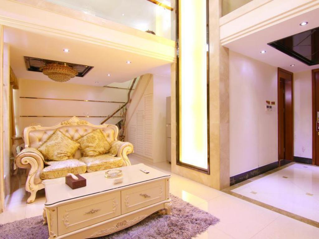 Family Suite - Aerial view Private Apartments - Beijing Road