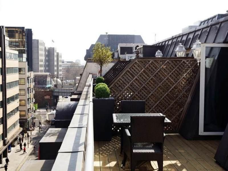 Double Room Roof Terrace