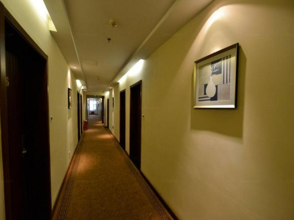 Vista interior Jia Long Sunny Hotel Daxing Branch