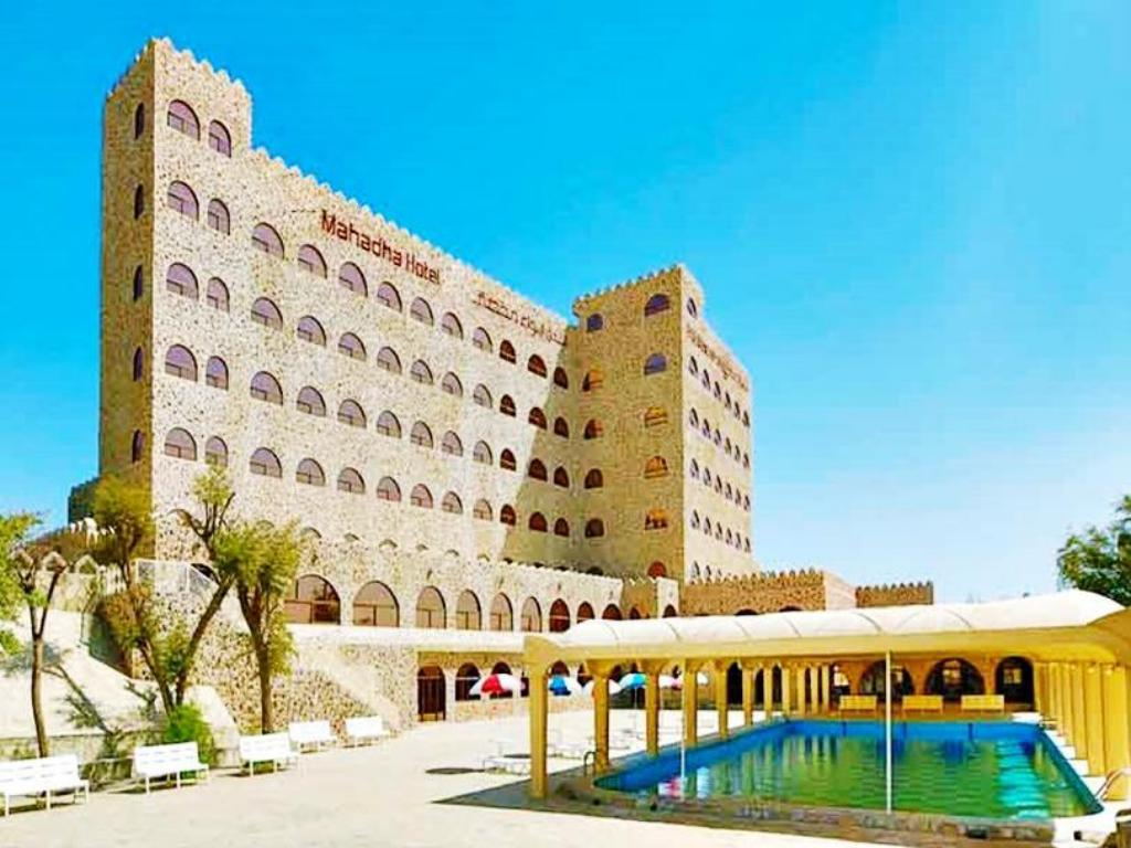 More about Mahadha Hotel