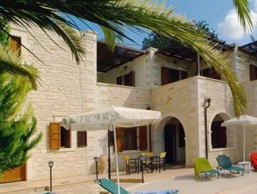 Three-Bedroom Villa (2-6 Adults) - Manolis