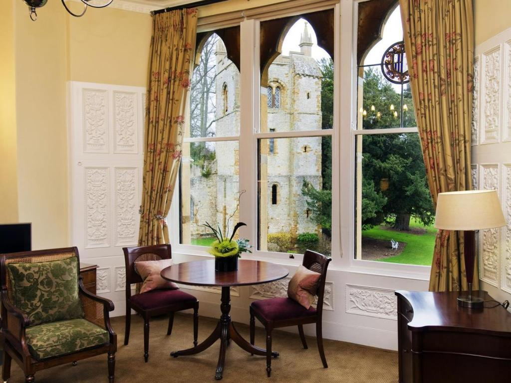 Interior view Ettington Park Hotel