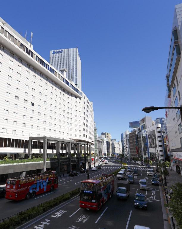 赤阪東急卓越大飯店Akasaka Excel Hotel Tokyu