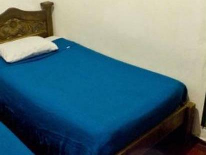 Single Bed in Dormitory Room (3 Adults)